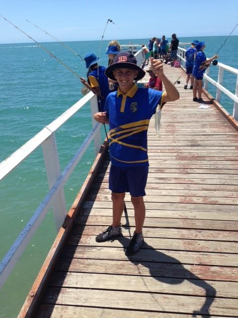 """Catch and Release"" Fishing Excursion"